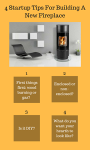 4 Startup Tips for Building a New Euro Fireplace