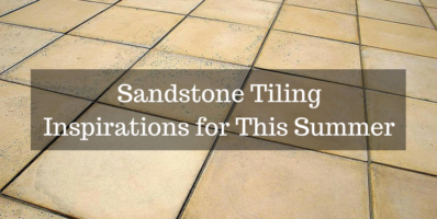 Sandstone Tiling Inspirations for This Summer