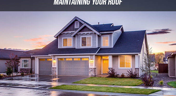 Maintaining Your Roof