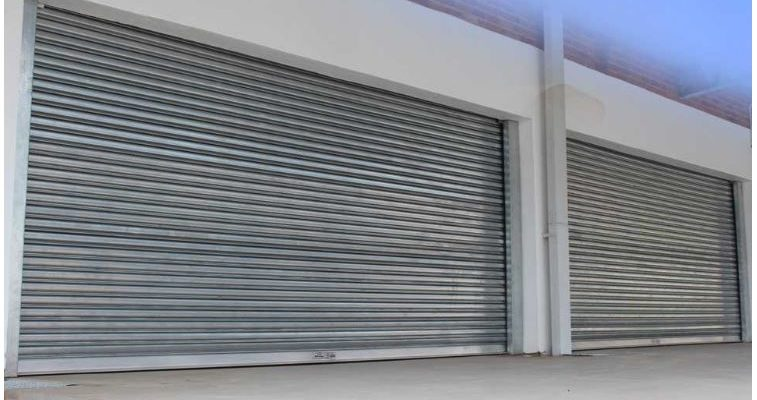 roller shutters for security