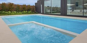 inground concrete pool